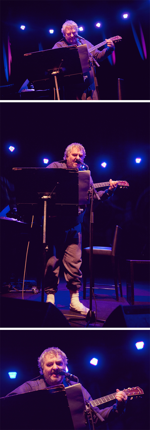 Daniel Johnston på Berns