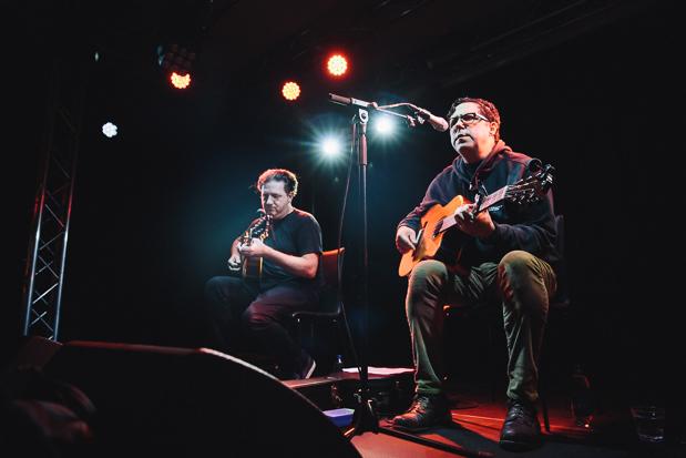 Damien Jurado and Josh Gordon