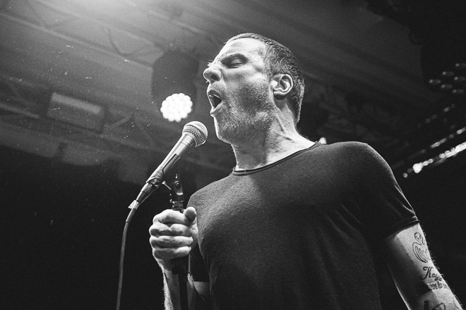 Jason Williamson i Sleaford Mods